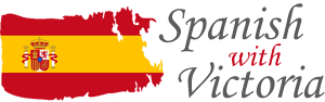 Spanish with Victoria Logo