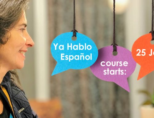A fresh start for 2021 with my new online Spanish course for intermediate students